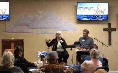 Pastors Cindy & Rod – Advent Love
