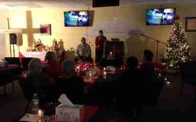 Christmas Eve – Pastors Cindy & Rod