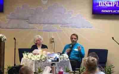 Pastors Cindy & Rod Discuss Simplicity