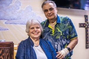 Pastor Cindy Molnar & Husband Rich