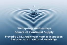 Wellspring Wednesdays