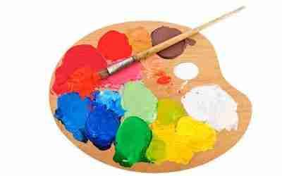 Cheryl's Painting Class Feb.04@3pm