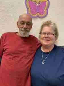 Bob and Christa