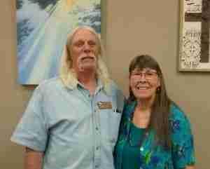 Bob and Cheryl Fecht