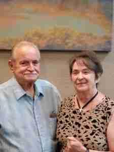 Jim and Sylvia